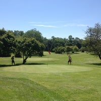Photo taken at Lake Park Golf Course by Jabril F. on 7/13/2013