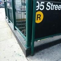 ... Photo taken at MTA Subway - Bay Ridge/95th St (R) by Yuriy