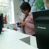 Photo taken at Салон Vodafone by Сергей М. on 8/28/2014