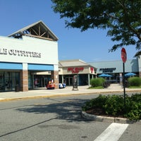 Photo taken at Tanger Outlet Riverhead by Jo  G. on 7/8/2013