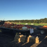 Photo taken at Glover Farms by Jo  G. on 10/12/2014