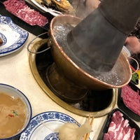 Photo taken at 满恒记清真食府 by J L. on 12/30/2017
