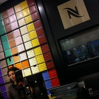 Photo taken at Nespresso by Ana Cristina Mokdeci®  on 1/24/2013