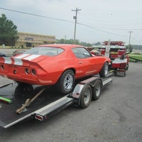 Photo taken at NWA Towing & Recovery Inc by Brent M. on 6/11/2014