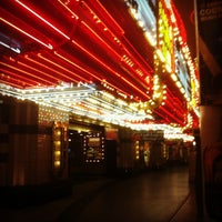 Photo taken at Fremont Hotel & Casino by Cindy P. on 4/1/2013
