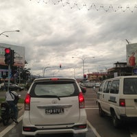 Photo taken at Traffic Light Lido Intersection by LaVender 私. on 1/21/2013
