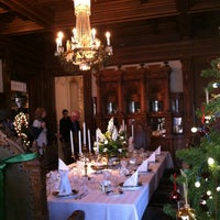 Photo taken at American Swedish Institute by Mary W. on 12/23/2012