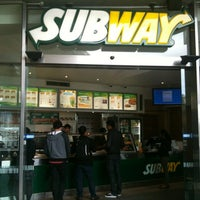Photo taken at Subway by Tengu T. on 10/28/2012