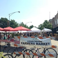Photo prise au Logan Square Farmers Market par BeAwinna C. le7/21/2013