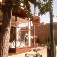 Photo taken at Heritage Bicycles by BeAwinna C. on 9/29/2012