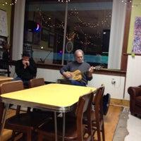 Photo taken at Gratitude Cafe & Bakery by Linda E. on 1/18/2015