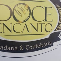 Photo taken at padaria doce encanto by Cícero F. on 2/19/2015