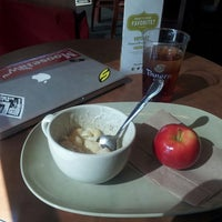 Photo taken at Panera Bread by Ken S. on 3/30/2014