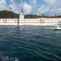 Photo taken at Kuleli Sahil İskele by <<  Emre Ö. on 7/20/2014