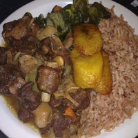 Photo taken at Natraliart Jamaican Restaurant by Miriam W. on 10/15/2013