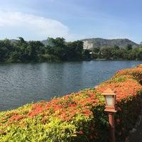 Photo taken at Felix River Kwai Resort by Ratchanee V. on 5/5/2017