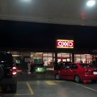 Photo taken at OXXO Gas by Flav J. on 12/2/2012
