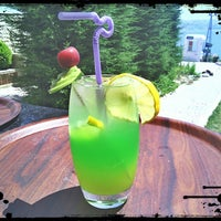 Photo taken at Batı Panorama Cafe-Restaurant by İrem C. on 6/25/2014