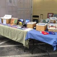 Photo taken at First Saturday Arts Market by Elaine M. on 4/6/2013