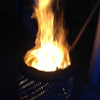Photo taken at Fire place Alley by Diane F. on 1/29/2013