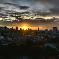 Photo taken at ANZ Tower by Andhika B. on 1/30/2017
