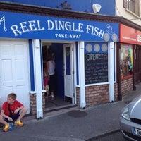 Photo taken at Reel Dingle Fish by JOAN RAMON T. on 9/21/2014