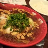 Photo taken at Ramen Sankusu by も だ. on 12/1/2014
