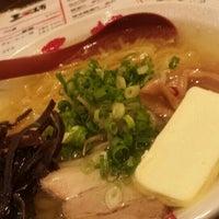 Photo taken at Ramen Sankusu by も だ. on 10/19/2015