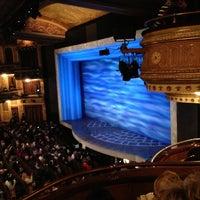 Photo taken at Broadhurst Theatre by Gloria C. on 3/24/2013