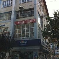 Photo taken at Saadet Partisi Rize İl Teşkilâtı by Abbas T. on 8/24/2012