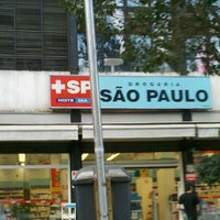 Photo taken at Drogaria São Paulo by JOSE RAFAEL Z. on 7/24/2012