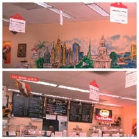 Photo taken at Muntean's Sandwiches and Soups by Bridget A. on 8/6/2012