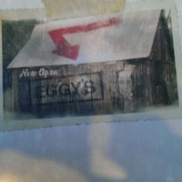 Photo taken at Eggy's by Andy M. on 5/13/2012