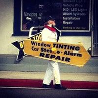 Photo taken at Santa Monica Car Sound & Window Tinting by Matt D. on 5/17/2012