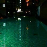 Photo taken at Swimming Pool by wasan on 1/11/2013