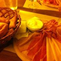 Das Foto wurde bei Osteria delle Donzelle von Gianluigi Z. am 1/3/2013 aufgenommen