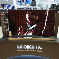 Photo taken at LG Premium Shop by Yağız Y. on 8/15/2016