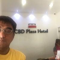 Photo taken at CBD Plaza Hotel - Naga City by Jose Jeriel V. on 6/23/2017