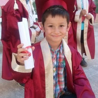 Photo taken at Cihan  çeliksoy anaokulu by Neriman Ş. on 6/12/2014