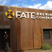Photo taken at FATE Brewing Company by Rick Z. on 4/21/2013