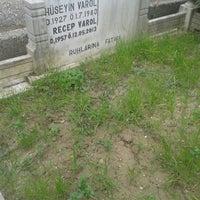 Das Foto wurde bei Ambarlı Mezarlığı von TC Hüseyin V. am 11/21/2015 aufgenommen