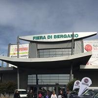 Foto scattata a Fiera di Bergamo da Emiliuccio F. il 10/29/2017