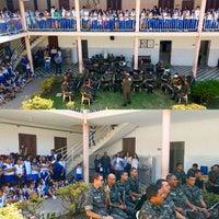 Photo taken at Escola Sesc Dom Ulrico by edgley s. on 11/25/2016