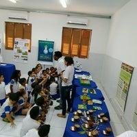 Photo taken at Escola Sesc Dom Ulrico by edgley s. on 10/10/2016