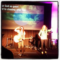 Photo taken at Crosspoint Franklin Campus by Garry K. on 9/30/2012