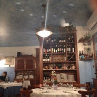 Photo taken at Ristorante Danubio by Massimo C. on 10/5/2013