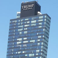 Photo taken at Trump Tower 27.kat Dizayn Office by Ersan K. on 7/8/2014