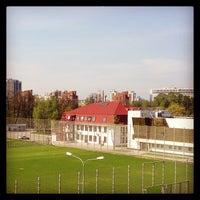 Снимок сделан в База ФК «Зенит» пользователем Sergey P. 5/13/2013