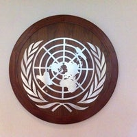Photo taken at United Nations by Scoota on 9/8/2013