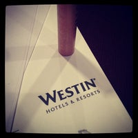 Photo taken at The Westin Grande Sukhumvit, Bangkok by Chawakorn T. on 8/14/2013